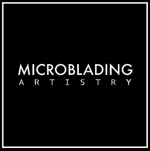 Custom MICROBLADING ARTISTRY Neon Sign