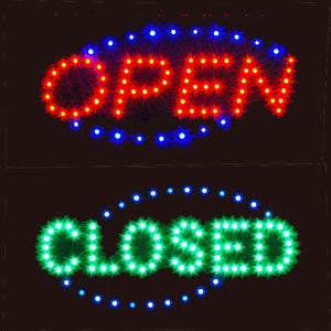 Closed Open Sign LED