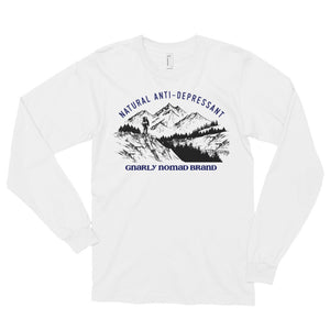 Natural Anti-Depressant Hike Long Sleeve