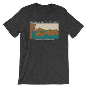 Natural Anti-Depressant Climb Tee