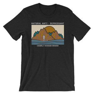 Natural Anti-Depressant Paddle Tee