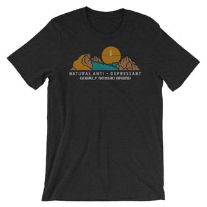 Natural Anti-Depressant Slackline Tee