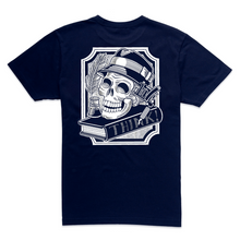 Load image into Gallery viewer, Tatter Skull Tee (Pre-Order)