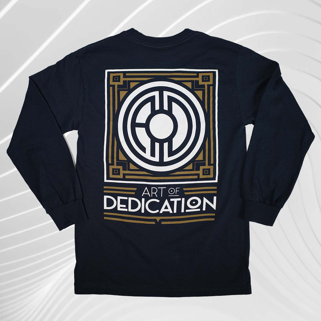 Art Deco Long Sleeve