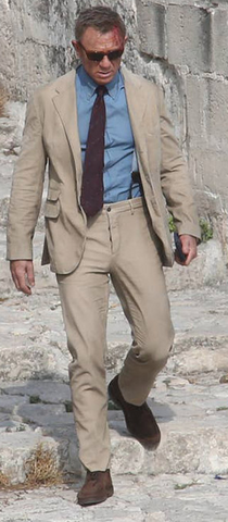 Daniel Craig Massimo Alba suit shop now