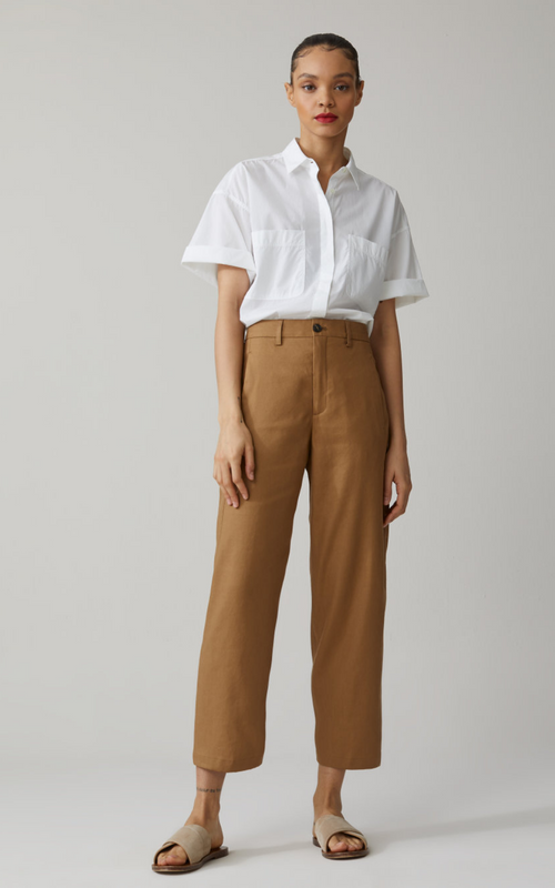 Closed Linen & Lyocell Ludwig Pants Online Australia