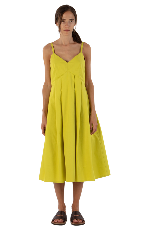 Sofie D'Hoore Dauphine Dress in Anais Woollahra Luxury Boutique Riada Concept Woollahra Sydney