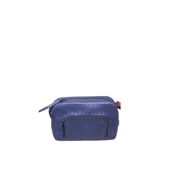 Henry Beguelin BD4424 Trapezio Small Alice Navy
