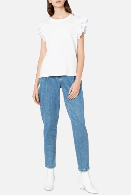 Closed Denim Baker Soft Stretch Blue Denim Jeans