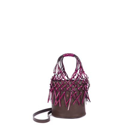 Henry Beguelin Little Bag Gemella Micro in Curry BD4326