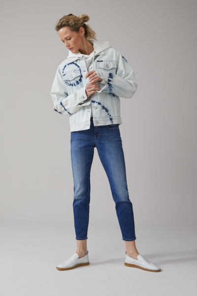 Closed Denim Baker Soft Stretch Blue Denim Jeans Stockist Australia Shop online