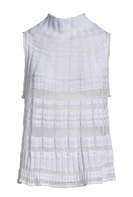 Transit Par Such White Knitted Top Shop Online Australia Riada Concept