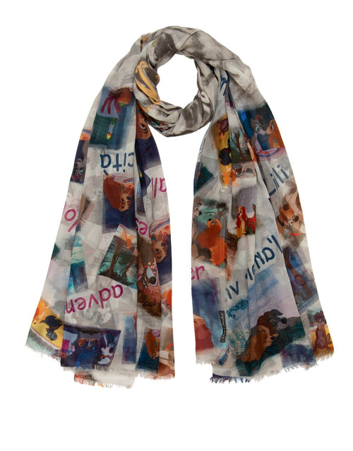 Faliero Sarti Vagabondo Scarf Lady and the Tramp Shop online