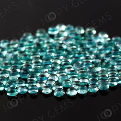 Joopy Gems Apatite Cabochon 3mm Round