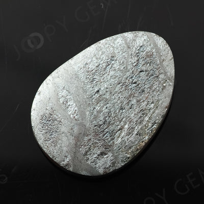Joopy Gems Specularite Freesize Oval Bead/Slice, 116.45 carats, 36.8x26.7x8.1mm, CFRSPEC14