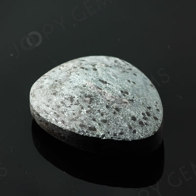 Joopy Gems Specularite Freesize Oval Bead/Slice, 163.685 carats, 39.9x31x11.2mm, CFRSPEC7