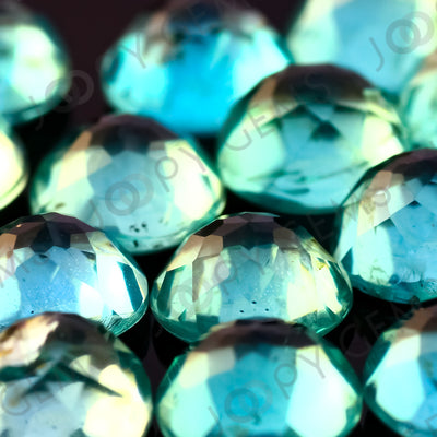 Joopy Gems Apatite Rose Cut Cabochon 6mm Round