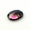 Joopy Gems Tourmaline Rose Cut Freeform 1.980 carats, 10.4x8.6x2.9mm, PFRTOU202