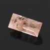 SALE 240 Morganite  9.1x4.2x4.1mm Baguette,  single stone