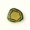 Joopy Gems Watermelon Tourmaline slice, 3.298 carats, 13.4x12x2.4mm, SLFRTOU3