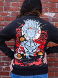Cat Demon Bomber Jacket