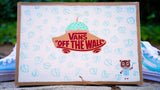Animal Crossing New Horizons CUSTOM Vans Sk8 Hi Size 8 Womens/6.5 Mens