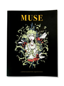 Muse Art Book Signed