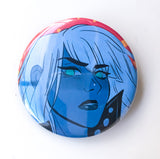 Black Canary Button