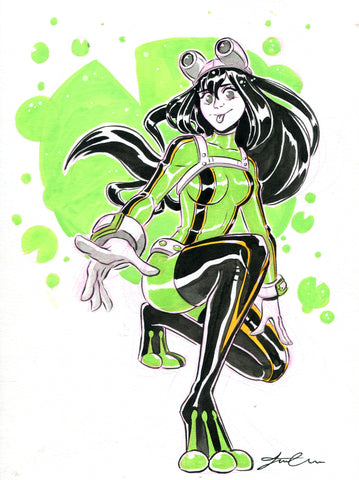 Froppy: My Hero Academia
