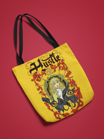 HUSTLE Tote Bag