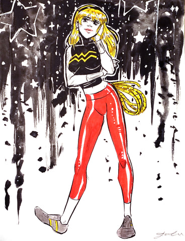 Wonder Girl Ink