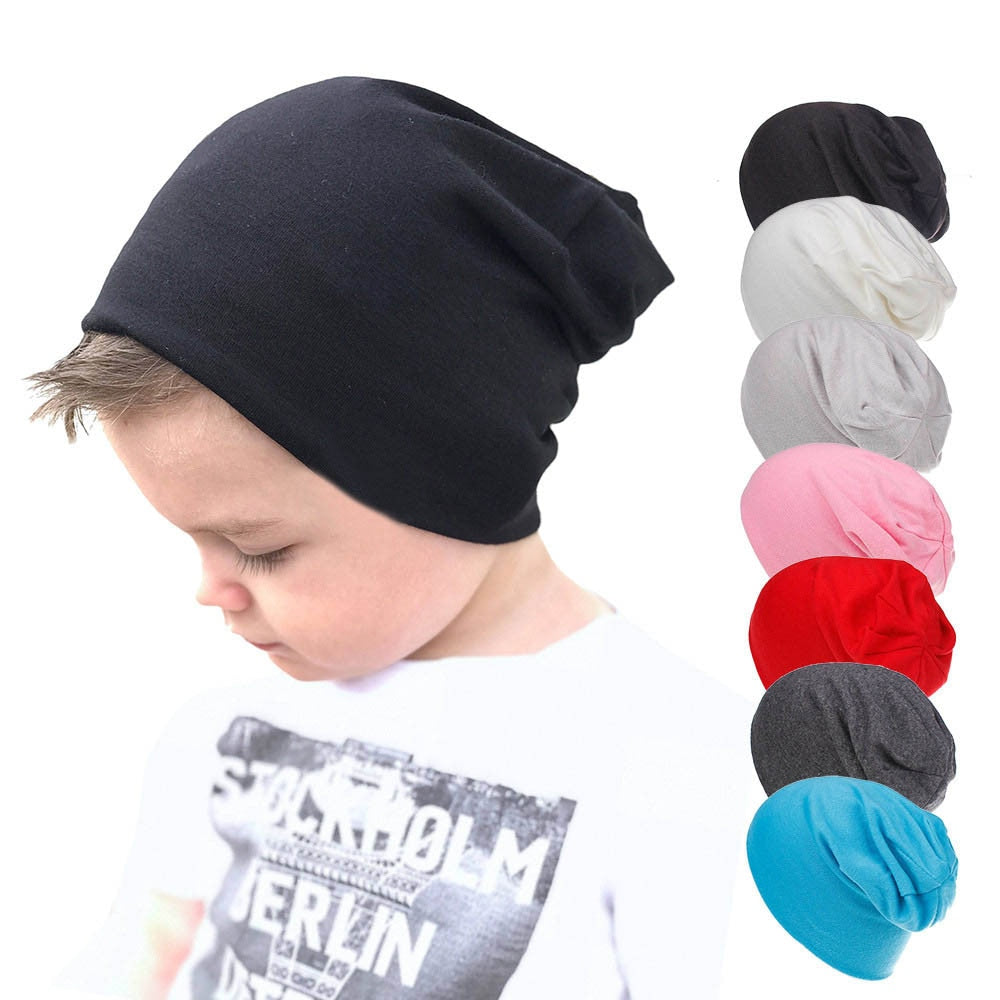 Cotton Soft Hip Hop Hat For Toddler Baby Boy Girl - Sheseelady