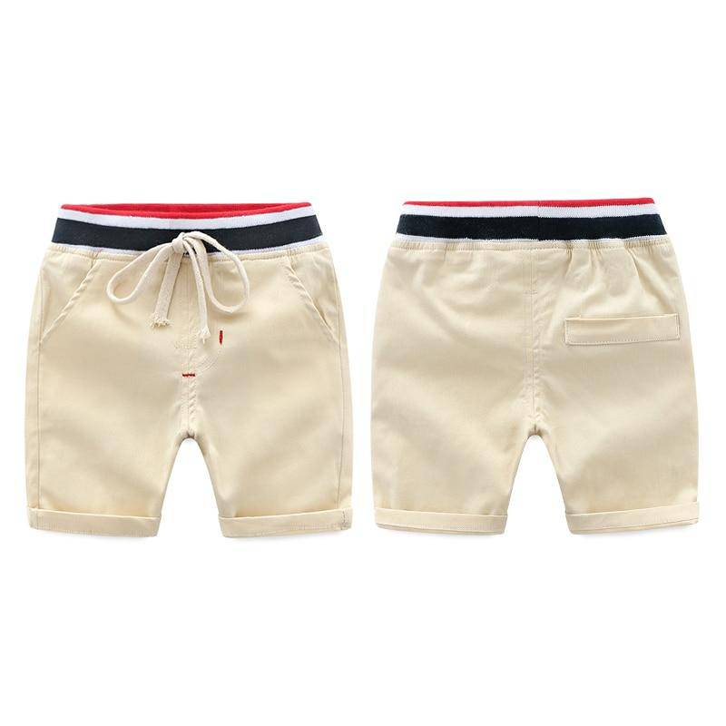 100% Cotton Kids Shorts 90 Size For Baby Boys - Sheseelady