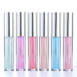 Liquid Crystal Glow Lip Gloss Laser Holographic Makeup - Sheseelady