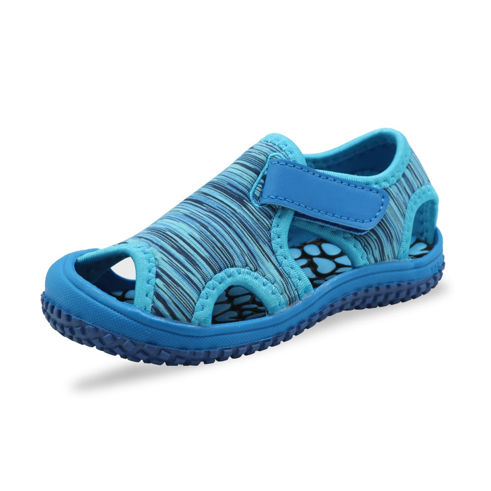 Unisex Beach Sandals For Toddler Kids Sports Shoes