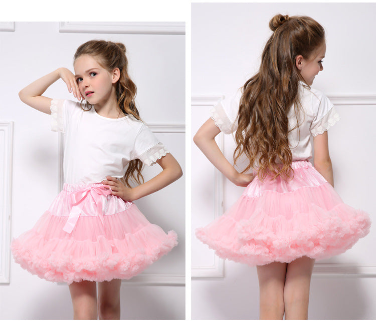 Baby Girls Tutu And Party Dance Skirts - Sheseelady