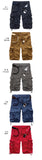 Mens Military Cargo Shorts New Army Camouflage Tactical Shorts Men Cotton