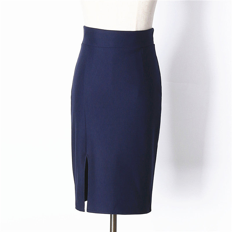 Sexy High Waist Mini Formal Pencil Skirt