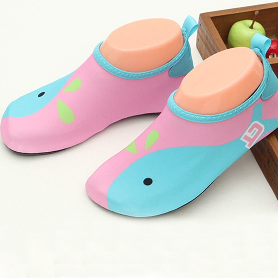 Anti-Slip Barefoot Shoes Kids Swimming Outfit