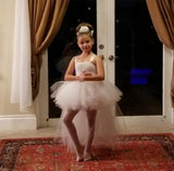 Halloween Costume Tutu Dress Tulle V-Neck Party Dresses