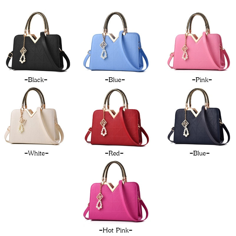Summer Female Bag For Ladies Phone Pocket Zipper Woman Handbags Flap Famous Brand Leather Women Shoulder Crossbody Bags