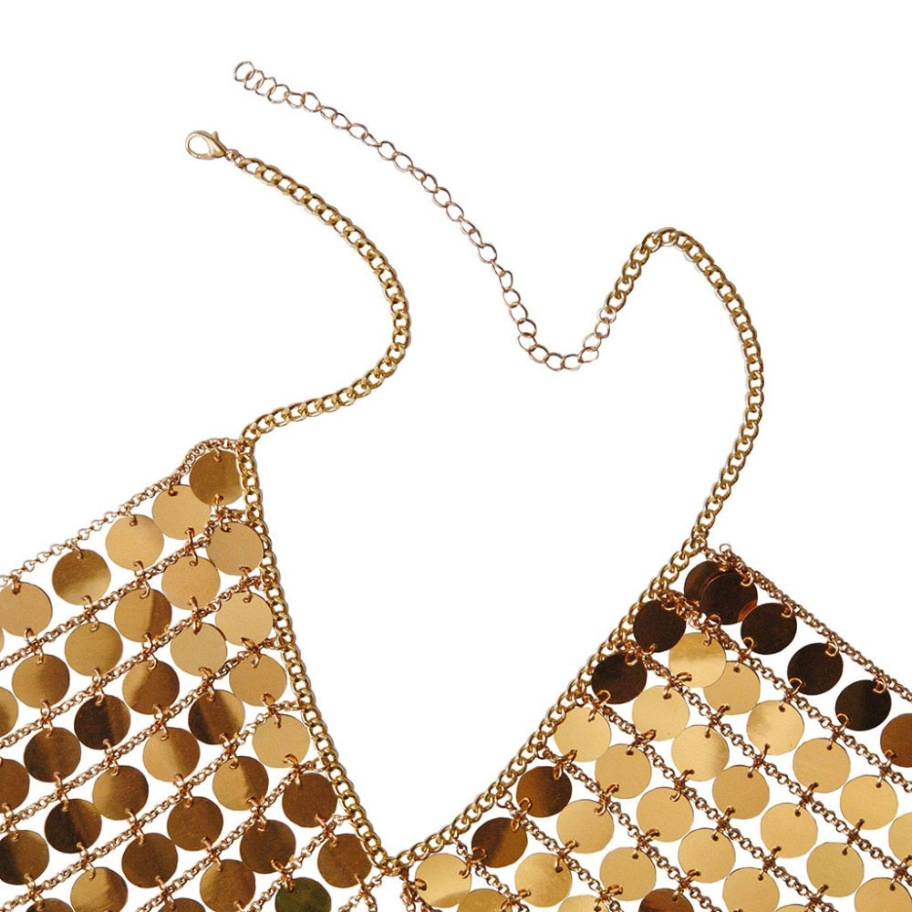 Sexy Necklace Bikini Alloy Chain For Women