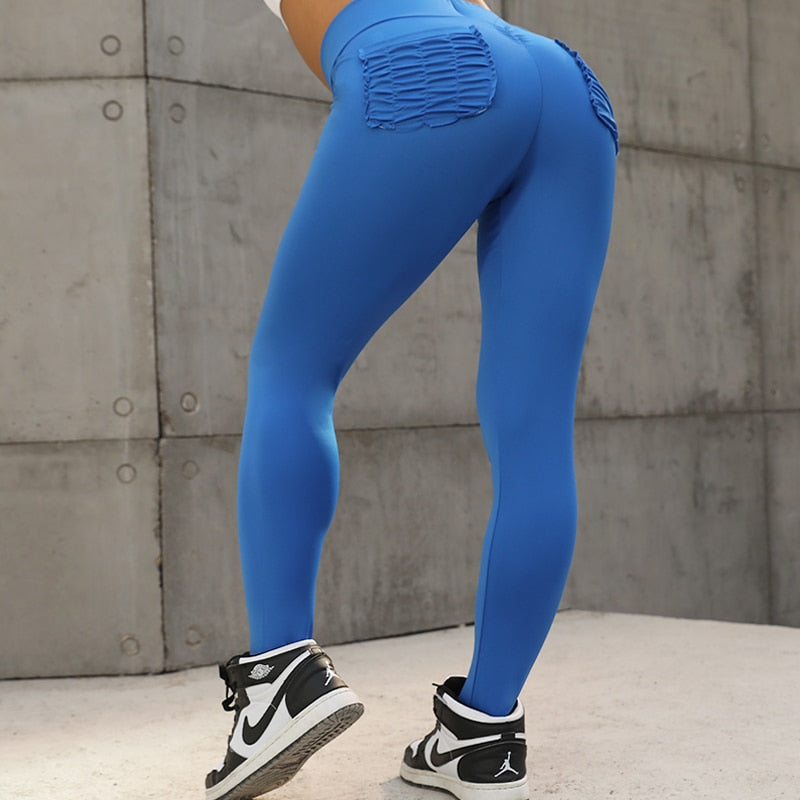 Sexy Push Up Fitness Leggings