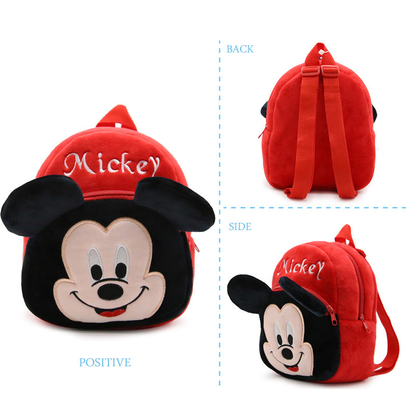 Cartoon Toy Baby School Bag For Unisex Kids - Sheseelady