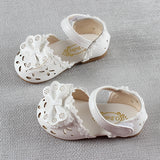 Toddler Baby Girls Breathable Hollow Out Bow Sandal