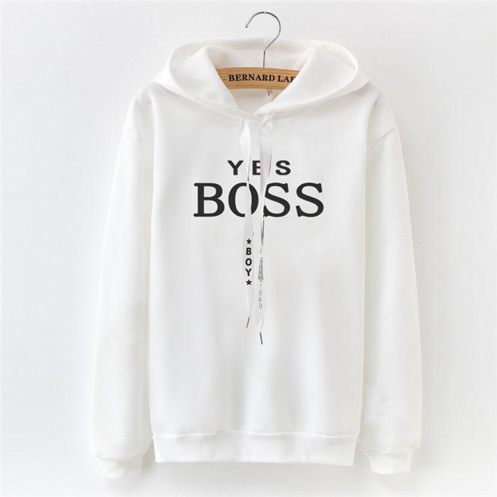 Casual Long Sleeve Solid Color Hooded Sweatshirt Hoodie Tracksuit Sweat Coat Sportswear