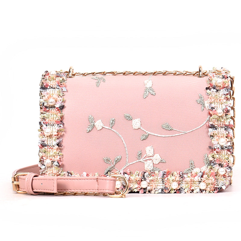 New Handbag High Quality Pu Leather For Sweet Girl