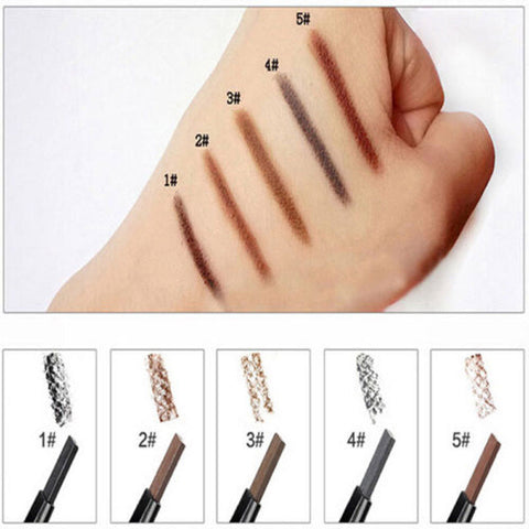 Stylish Makeup Sets Of Waterproof Eyeliner Beauty Eyebrow