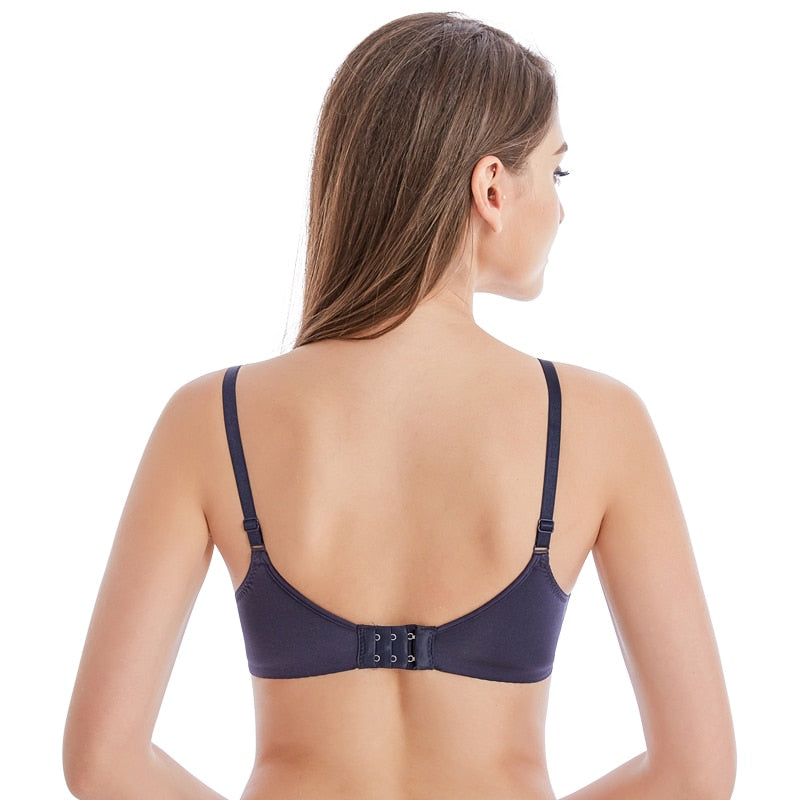 Seamless Bras For Women Push Up Bras No Wire Brassiere A B Cup Underwear