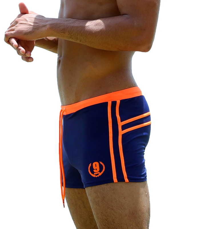 Men'S Swimwear Maillot De Bain Boy Boxer